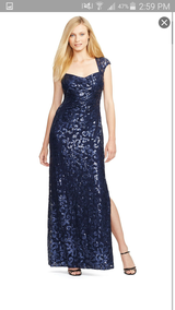 Navy Blue Evening Gown in Richmond, Virginia
