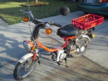 VINTAGE, UTILITY MOPED, runs excellent in Cleveland, Texas