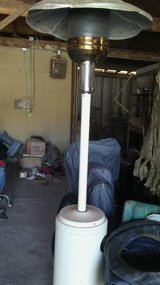 Tall Propane Heater in Alamogordo, New Mexico