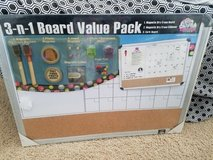 Brand New Dry Erase Magnetic Board in Travis AFB, California