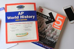 2 AP World Study Guides in Glendale Heights, Illinois