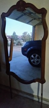 Vintage Mirror in 29 Palms, California