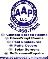 Aluminum/Screen Installers Needed in Kingwood, Texas