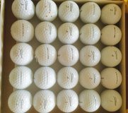 30 Titleist Pro V1/V1x near mint used golf balls in Oswego, Illinois