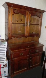 'Frontier Furniture' style hutch in Baytown, Texas