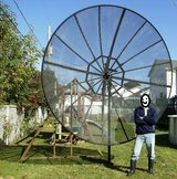 Large_Satellite_Dish_FREE_Removal in Yucca Valley, California
