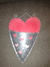 Wooden Heart Decor in Westmont, Illinois