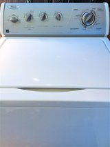 WASHER Whirlpool LIKE NEW !!! in Camp Pendleton, California