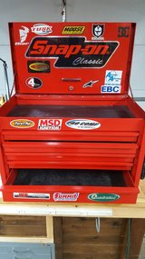 Snap-on classic toolbox in Naperville, Illinois