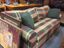 Plaid Sofa in Naperville, Illinois