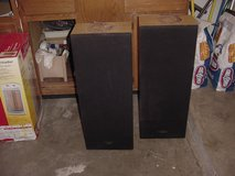 Two Large Speakers in Alamogordo, New Mexico