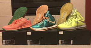 Nike Men's Lebron X in Fort Carson, Colorado