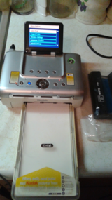 Kodac Easyshare photo printer 500 in Byron, Georgia