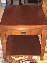Cherry End Table in Chicago, Illinois