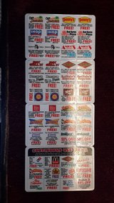 Barstow 2017 Peel -Off Coupon Booklet With Multi-Use Offers in Barstow, California