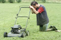 Lawnmower won't start? Call me in New Lenox, Illinois