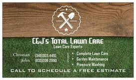 Christian's Total Lawn Care in Kingwood, Texas