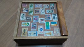 Postage Stamp Box in Vacaville, California