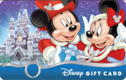 gift cards for Disney in Beaufort, South Carolina