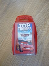 Cars 2 Disney Top Trumps in Cambridge, UK