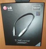 Lg Tone Infinim Bluetooth Headphones in Ramstein, Germany