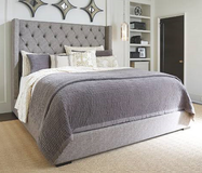 QUEEN Headboard/Frame + Mattress/Boxspring - NEW in Great Lakes, Illinois