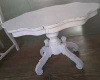Solid wood shabby chic vintage coffee / lamp table / occasional table in Ramstein, Germany