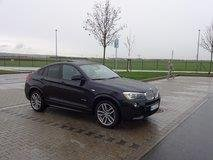 BMW X-4, 180 h/p, 19,000 mi, US SPECS w/ winter& summer tires in Ramstein, Germany