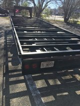 1996  8'x26' Flat Bed Trailer (Gooseneck) in Warner Robins, Georgia