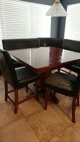 Dining table in Houston, Texas