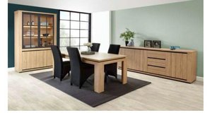 Solingen Dining Set includes China + Table + 4 Chairs + Delivery & Set Up in Spangdahlem, Germany