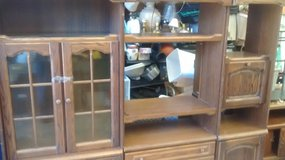 Wall unit in Fort Campbell, Kentucky