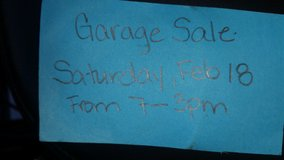 Garage SALE!! in Fort Benning, Georgia