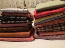 Stash stacks asst fabrics in Yucca Valley, California