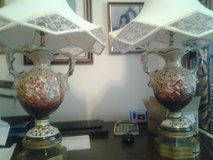 antiques lamps in Beaufort, South Carolina