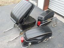 Motorcycle saddle bags. Reduced in Alamogordo, New Mexico