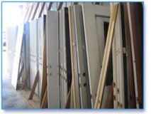 Inside and outside doors with frames, storm door, trailer doors in Camp Lejeune, North Carolina