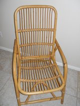 Wicker Chair. Classic in Baytown, Texas