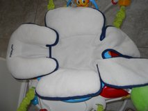 Infant Body Pillow. Blue/Cream Infantino in Baytown, Texas