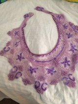 Lavender * Pink * Purple. Lace Collar in Yucca Valley, California