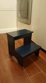 Navy Blue Step Stool in Bartlett, Illinois