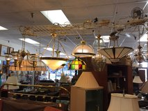 Hanging Light Fixtures in Oswego, Illinois