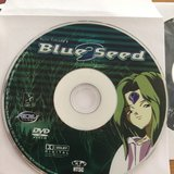 Anime Blue Seed 4 discs in El Paso, Texas