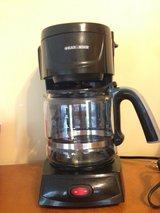 Black and Decker 12 cup coffee maker in Macon, Georgia