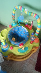 Baby exersaucer in 29 Palms, California