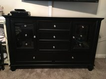 Black dresser in Temecula, California