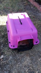 Small pet cage in Fort Riley, Kansas