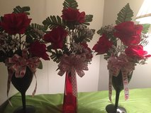 Artificial Bud Vases $10.00 and up! in Elizabeth City, North Carolina
