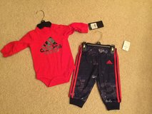 Adidas baby boy outfit sz 6 months Brand New in Morris, Illinois