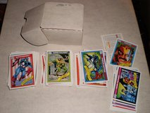 Marvel Universe 1  (1990) Card Set in Oswego, Illinois